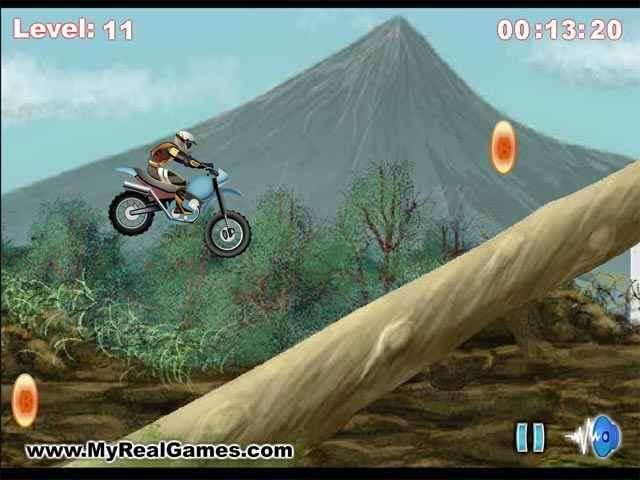 تحميل لعبة Nuclear Bike