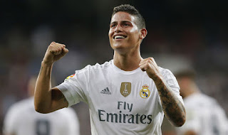 James Rodriguez Tired of Agreement Pressal With Manchester United, Wayne Rooney Leave Old Trafford?