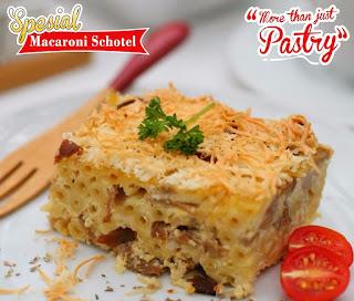 081210999347, Kue Sus Batam, Macaroni Schotel, Rp.40.000box, Isi 4 cup