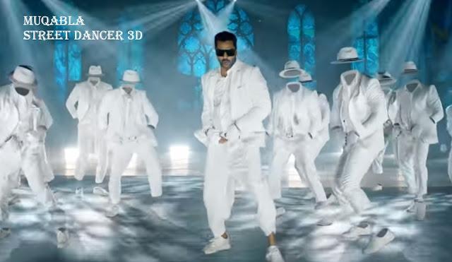 MUQABLA STREET DANCER 3D LYRICS