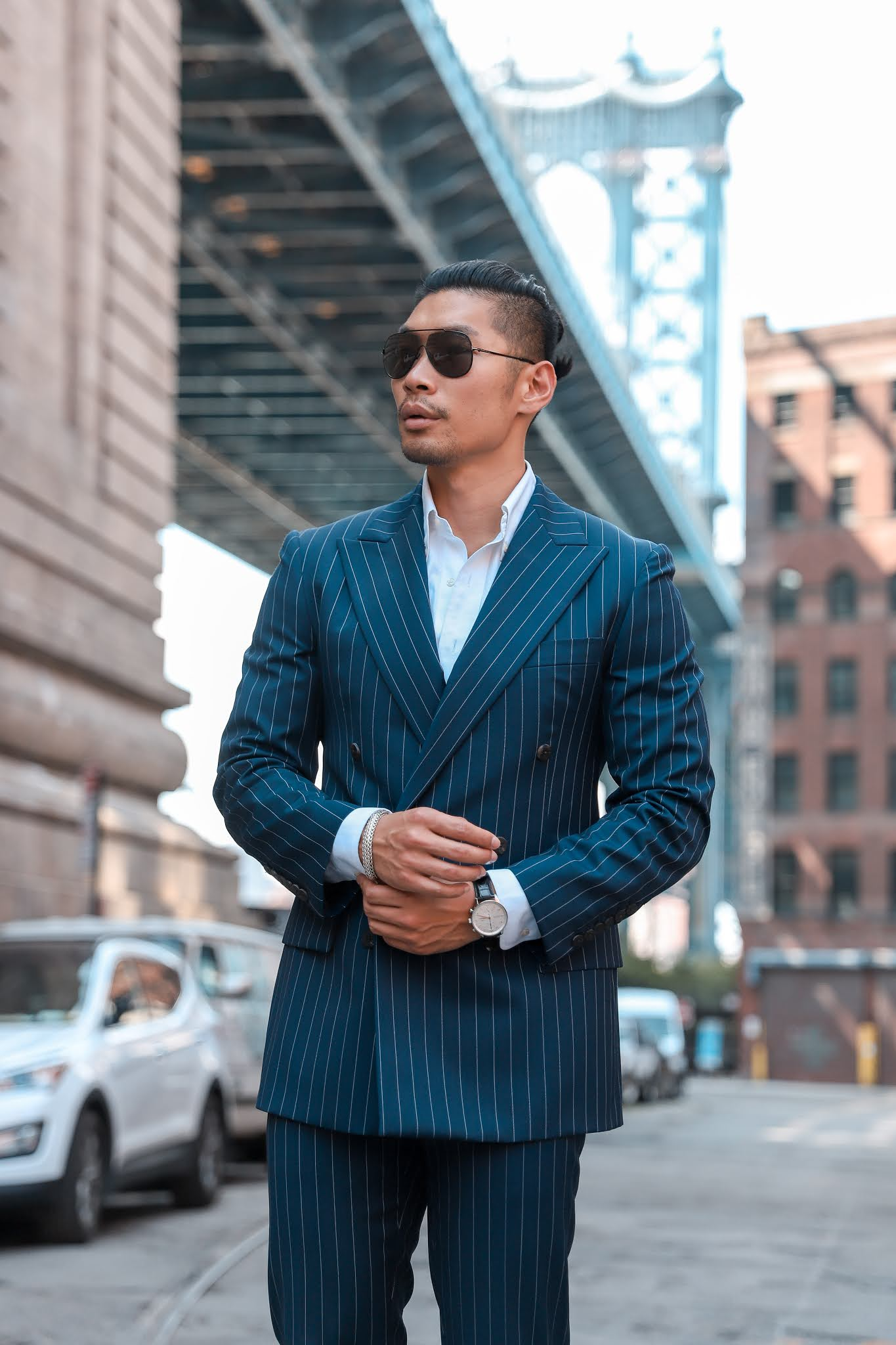 Leo Chan and Shopping Luxury Watches with eBay