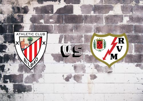Athletic Club vs Rayo Vallecano  Resumen
