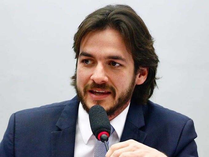 Pedro Cunha Lima se reúne com Nilvan e convida comunicador para o PSDB