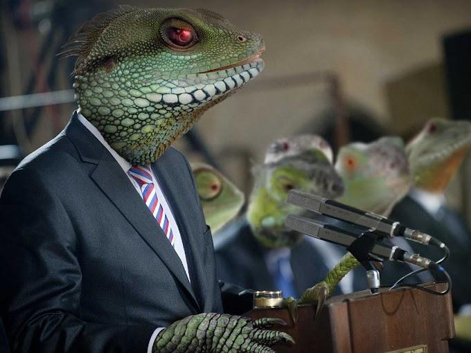 Борьба против рептилоидов
