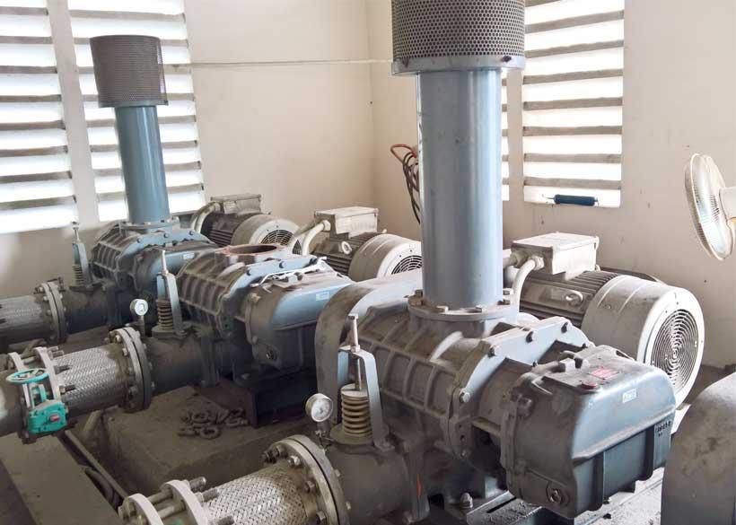 Sửa chữa máy thổi khí, bảo dưỡng máy thổi khí, bảo trì máy thổi khí