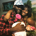 Photo: Gbenro and Osas Ajibade celebrate their daughter as she turns 4 months