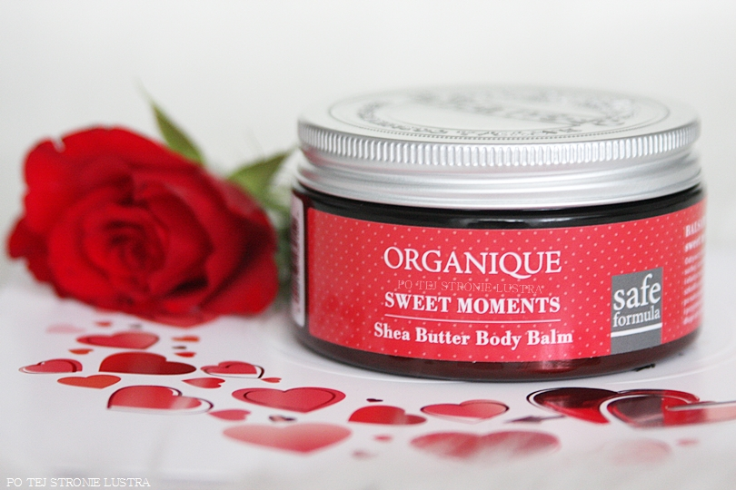 Organique Sweet Moments balsam do ciała z masłem shea o zapachu mango
