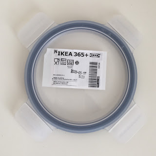 ikea,イケア,IKEA365+ ふた 丸形/プラスチック
