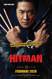 Film Hitman: Agent Jun 2020 [Bioskop]
