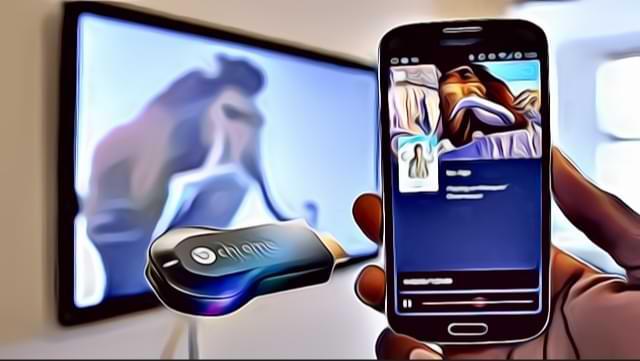 إعداد اضافة Chromecast باستخدام هاتف Android - كروم كاست