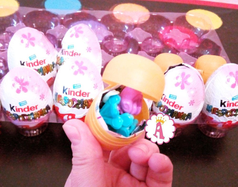Как найти куклу Энчантималс в яйце Kinder Surprise Enchantimals