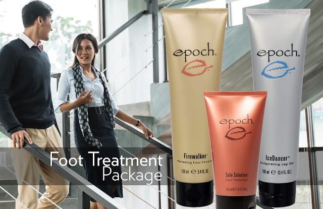 Promo Nu Skin Foot Treatment Nu Skin