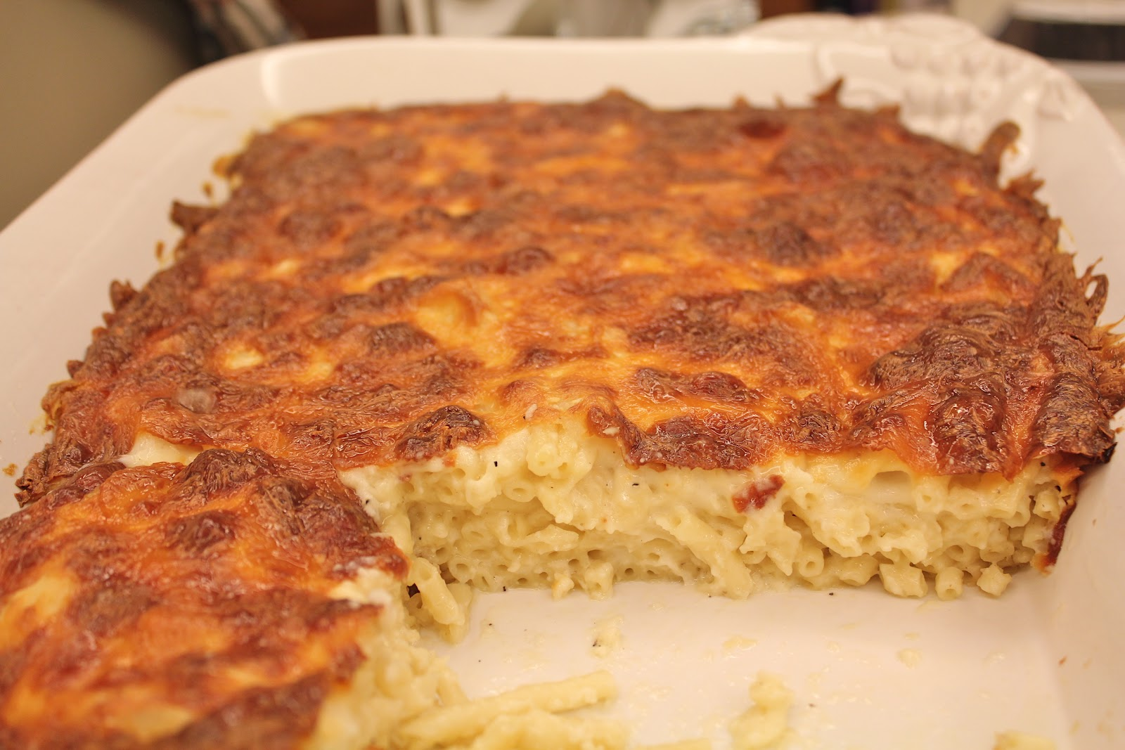 Fırında Peynirli Makarnanın sosu Tarifi