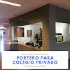 PORTEROS PARA ESCUELAS PRIVADAS - $30,000 + APORTES + VIATICOS