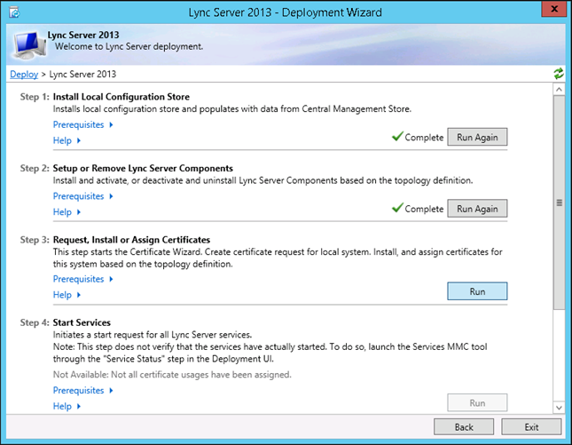 Lync Server 2010 to Lync Server 2013 installation steps | UC