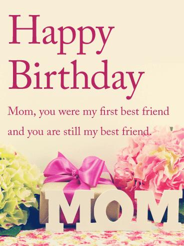 Happy bday mom pictures