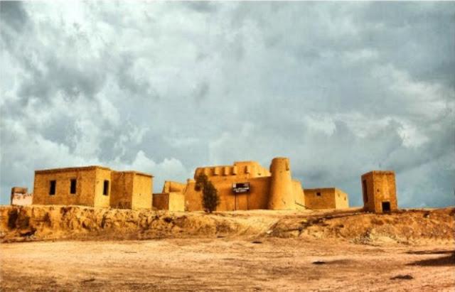 المعالم الأثرية السعودية فى مسلسل رسوم متحركة جديد