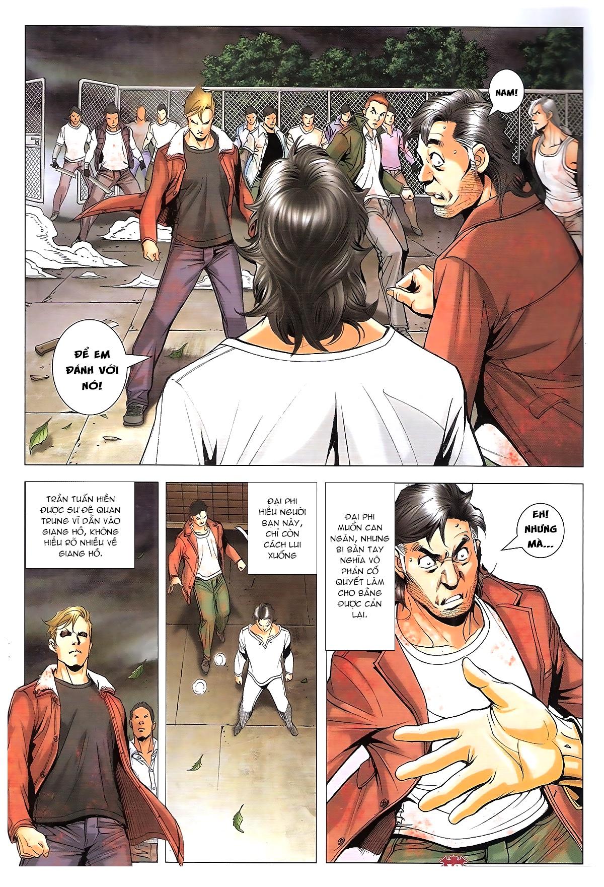 Người Trong Giang Hồ Chap 1790 - Next Chap 1791