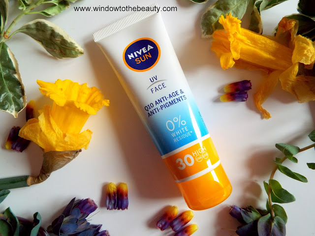 Nivea Sun Uv spf 30 review