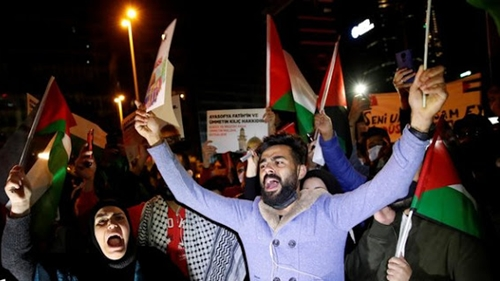 Palestina Sebut Serangan Udara Israel di Gaza Tewaskan 20 Orang, Termasuk 9 Anak