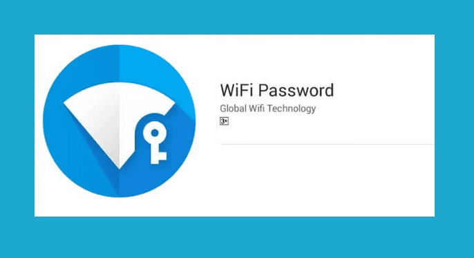 Aplikasi WIFI Password Baru