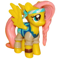 My Little Pony the Movie Fluttershy Glory Magazine Figure