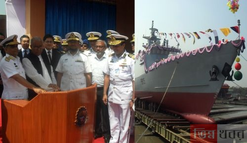 Tug-boat-handling-large-patrol-craft-and-submarines-launching-khusilite-held
