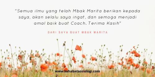 Coach Maritaningtyas