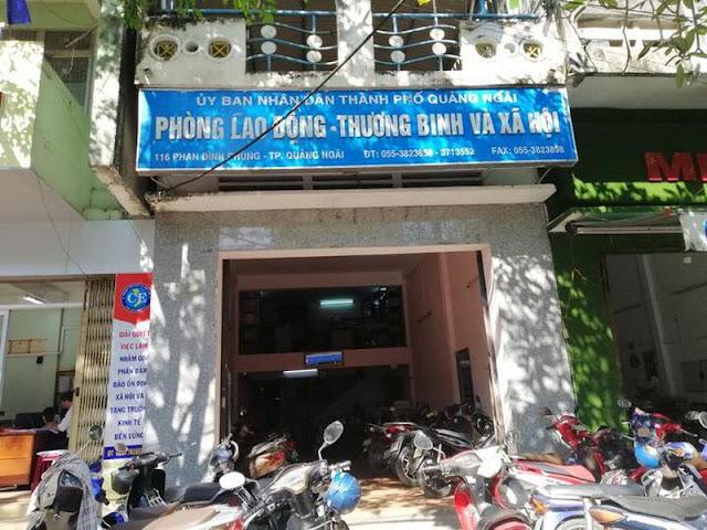 Bắt giam phó cơ quan Tổ chức Nội vụ TP Quảng Ngãi