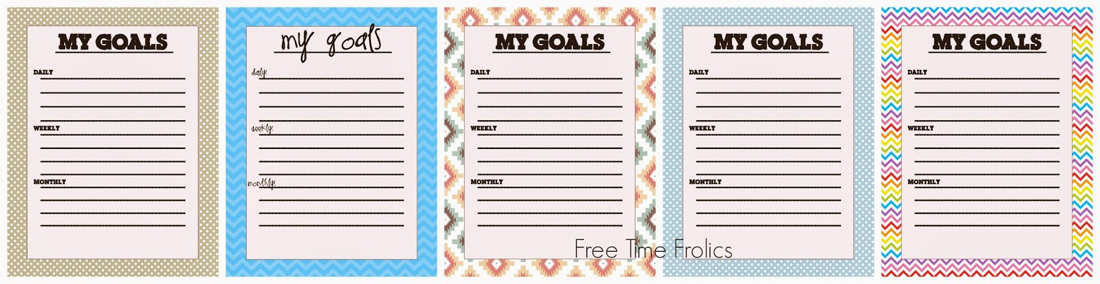photo relating to Goal List Printable referred to as Reason ecosystem and in the direction of do record printables
