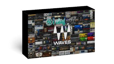تحميل برنامج Waves 12 Complete كامل مع التفعيل