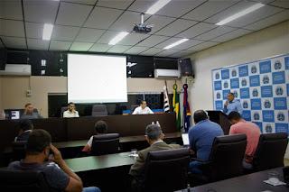 Vereadores prestam contas deste 1º Trimestre de mandato da nova Mesa Diretora da Câmara de Registro-SP