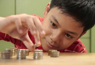 percaya diri anak dengan belajar bisnis