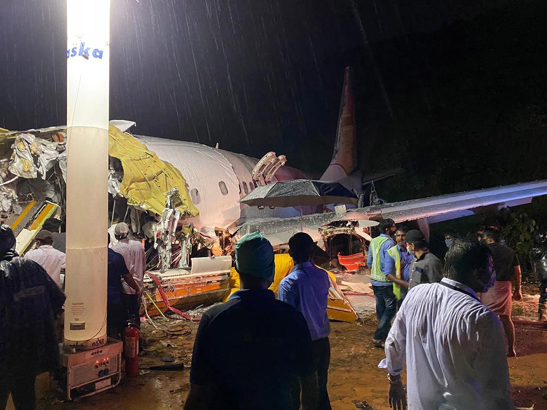 Air India Crashes