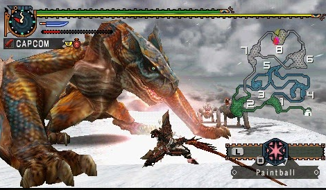 Download Monster Hunter Freedom 2 PSP