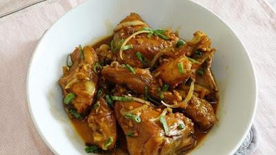 Resep Ramadan: Ayam Kecap Jahe