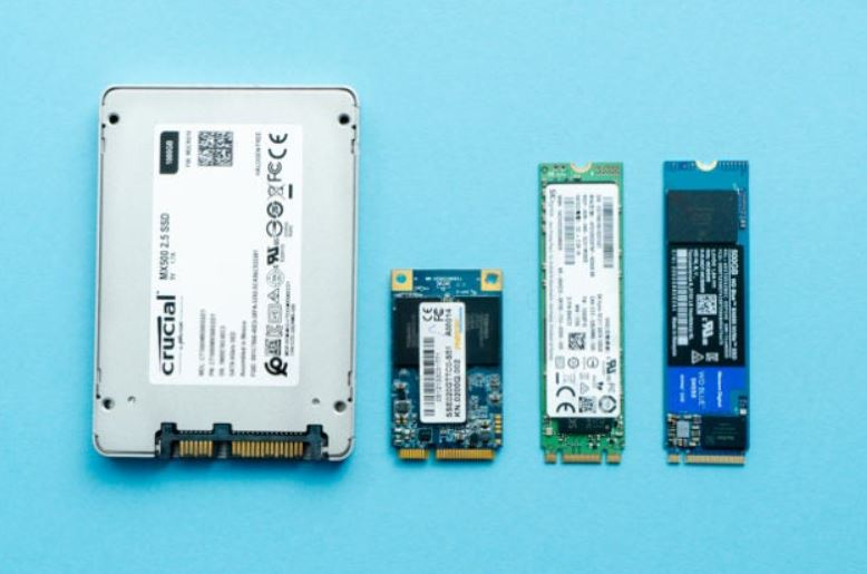 Mengenal Aneka Jenis SSD agar Tak Salah Beli Saat Upgrade Laptop