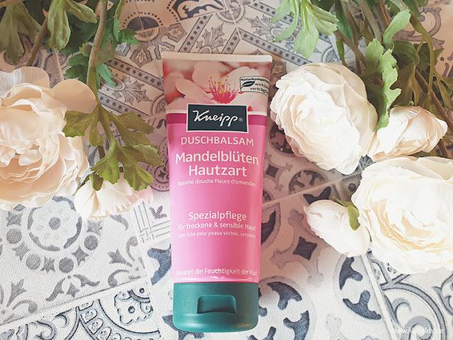 Kneipp - Mandelblüten Hautzart Serie