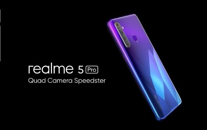 Realme 5 pro 1,000 price cut, starts @12,999 Rs