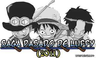 One Piece - Saga Pasado de Luffy