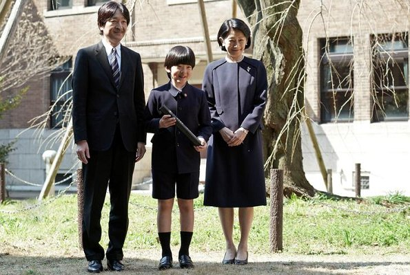 The son of Prince Akishino and Princess Kiko, Prince Hisahito graduated from Ochanomizu University