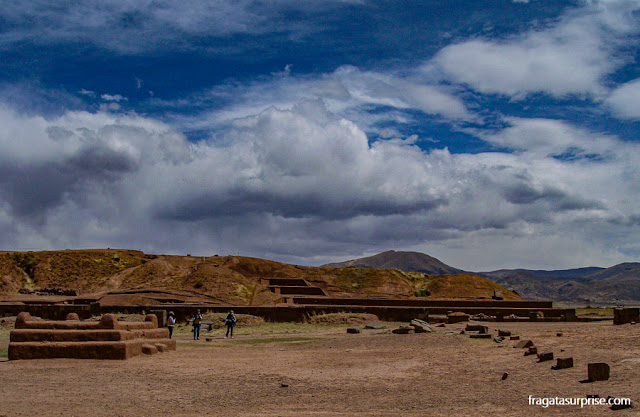 Sítio Arqueológico de Tiwanaku, Bolívia