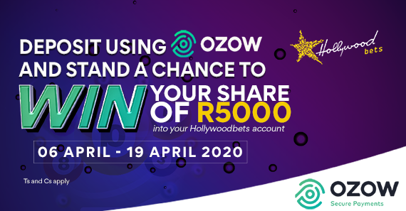 Ozow Deposit Promotion - Terms and Conditions