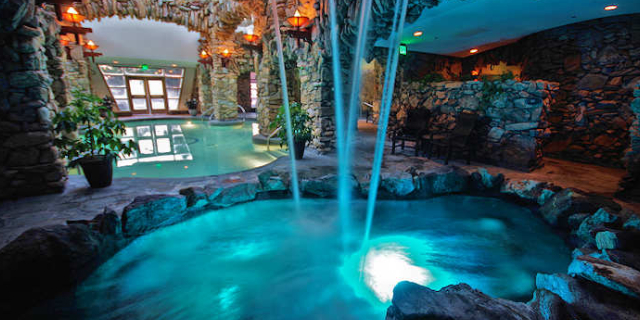 Image That Shows That Offering an indoor pool and a spa and wellness center.