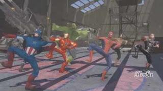 Video Kocak Avengers Menari Tarian Jawa