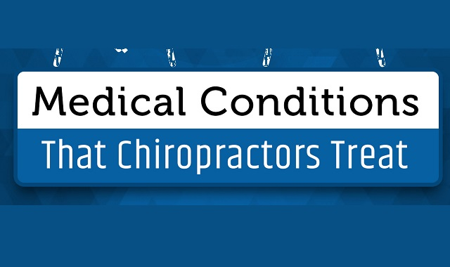What medical conditions does a chiropractor treat?