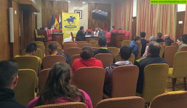 Nueve carreras de velocidad abrirán en Puntagorda el Campeonato Insular de Carreras de Caballos