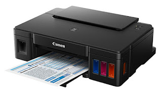 which to refill ink cartridges tin forcefulness out impress upward to  Canon Pixma G1200 Driver Download