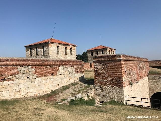 fortaleza baba vida vidin bulgaria