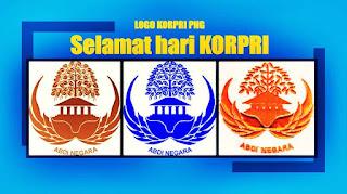 logo korpri png vector - kanalmu